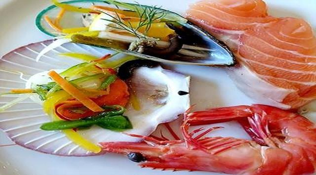 Món cá chim vây vàng nướng