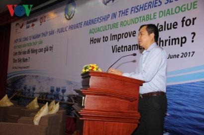Quy hoạch lại sản xuất nâng cao giá trị tôm Việt Nam