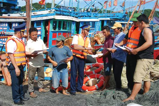 Việt Nam: Nỗ lực trong quản lý khai thác thủy sản